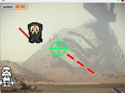 Shooter Star Wars