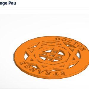 Dr Strange Pau