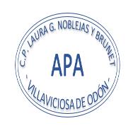 Logo Laura G Noblejas cudarado